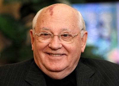 Михаил Горбачов СНИМКА: РОЙТЕРС
