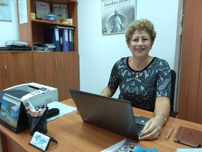 """Росица Йорданова, управител на """"Астеа Тур"""""""