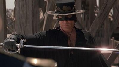 Антонио Бандерас (1998) СНИМКИ: фейсбук/Zorro