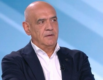 Шефът на НЗОК Дечо Дечев Кадър: bTV
