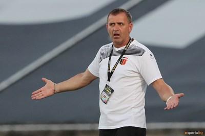 Бруно Акрапович обвини съдията за загубата от ЦСКА.