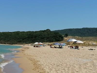 Неохраняемите плажове са сред най-опасните.  СНИМКА: Елена Фотева