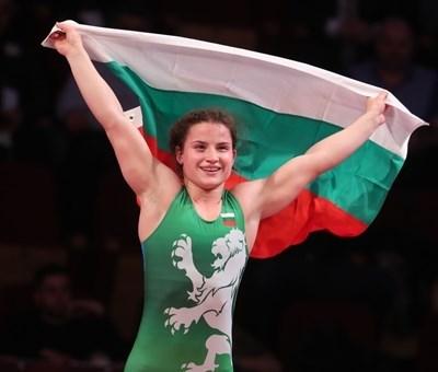 Биляна Дудова СНИМКА: Министерство на младежта и спорта