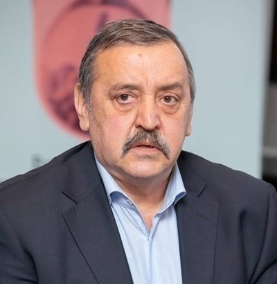 Проф. Тодор Кантарджиев СНИМКА: Архив