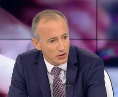 Красимир Вълчев  КАДЪР: БНТ