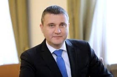 Владислав Горанов СНИМКА: Архив