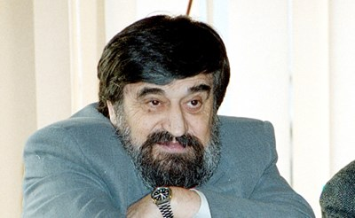 Георги Спасов е първият говорител на СДС.