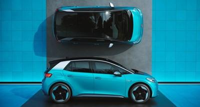Стартираха продажбите на електрическия Volkswagen ID.3 1ST edition в България