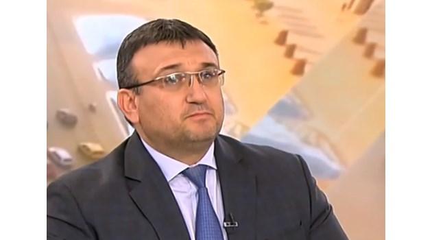 Младен Маринов: За 2018 г. МВР има 37 задържани за корупция