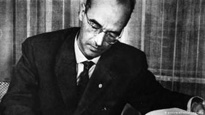 Клаус Фукс, германецът, който шпионираше в полза на СССР.