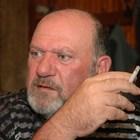 Иво Папазов-Ибряма се страхува от заразата и чака в с. Богомилово тя да отмине.  СНИМКА: ЛИЧЕН АРХИВ