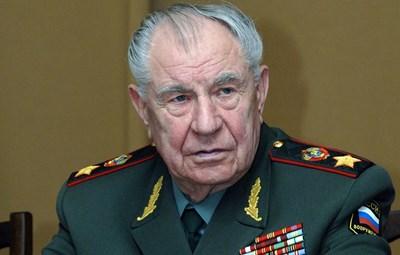 Умря последният маршал на СССР, опитал пуч срещу Горбачов