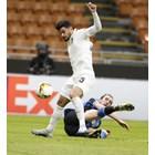 """Каули Оливейра бележи във вратата на """"Интер"""", но голът се оказа недостатъчен"""