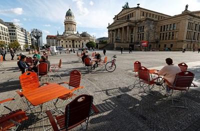 Берлин, Германия Снимка: Ройтерс