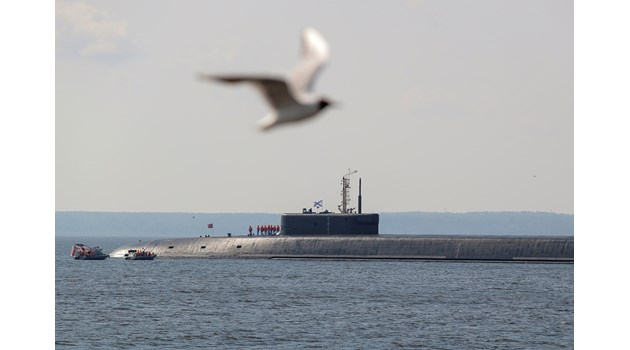 Сътрудничеството на Путин и Ердоган за подводници и реактивни двигатели засяга сигурността в Черно море