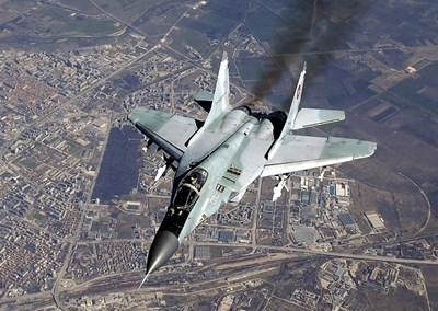 МиГ-29 Снимка: Архив