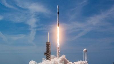 СНИМКА: туитър/SpaceX