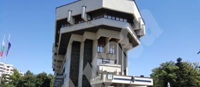 Сградата на общината в Русе СНИМКА: Авторът