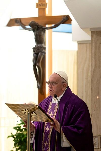 Папа Франциск СНИМКА: РОЙТЕРС