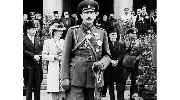 Предрекла ли е Ванга смъртта на цар Борис III ?