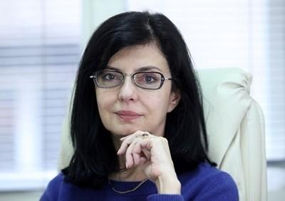 Меглена Кунева  СНИМКА: Архив