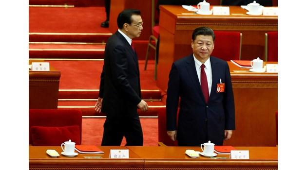 6 трилиона са претенциите към Китай, но той държи динамита за долара