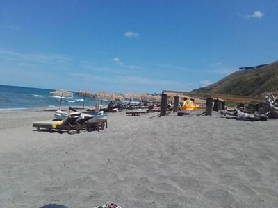 На известния нудистки плаж камерите са монтирани тази седмица. СНИМКА:Facebook