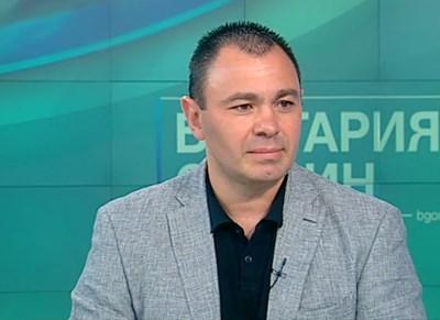 """Той заключи, че вървим към """"бананова република"""", ислямизация и дефицит на ценности и суверенитет. бившия главен секретар на МВР Светлозар Лазаров Кадър:Bulgaria On AIR"""