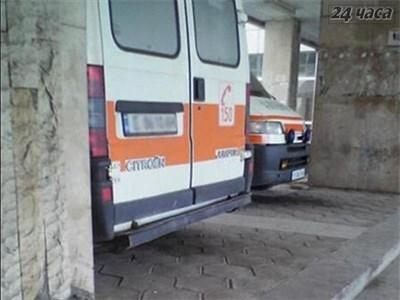 Двама души скочиха от балкони на жилищни сгради в Бургас и се убиха на място. Снимка Архив