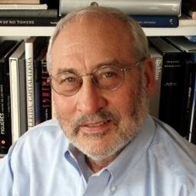 Американският икономист и носител на Нобелова награда Джоузеф Стиглиц  СНИМКА: Туитър/JosephEStiglitz