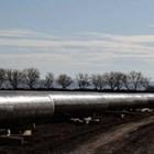 """18 000 тръби са вече положени на 215 км трасе на газопровода """"Балкански поток"""". Правят се по 5 километра на ден."""