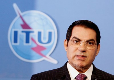 Бен Али през 2005 г. СНИМКА: РОЙТЕРС