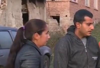 Родителите на изчезналото детенце в Николаево Кадър: БНТ