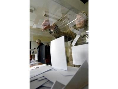 Идната неделя предстои втори тур на президентските и местните избори.  СНИМКА: ИВАЙЛО ДОНЧЕВ