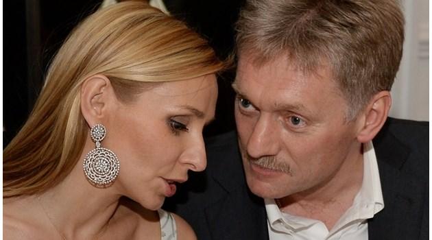 Пързалялата се в София Татяна Навка подарила на мъжа си часовник за $620 хиляди