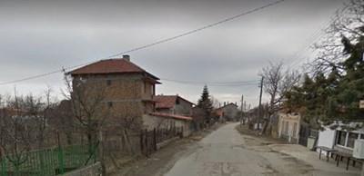 Село Доброглед СНИМКА: Гугъл стрийт вю