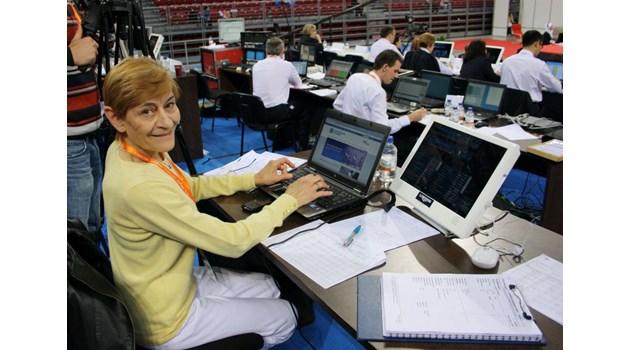 Легендата Вера Маринова-Аткинсън: как разплака Живков и защо си отряза косата заради БНТ