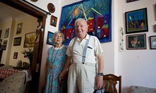 Внучката на гения зад Краля слънце - родена на 11.09.1936 г. като българския си мъж