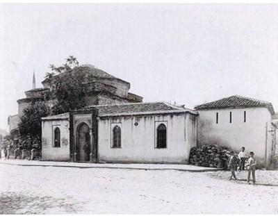 Баня Хюнкяр хамам, в която е бил парламентът на Източна Румелия.