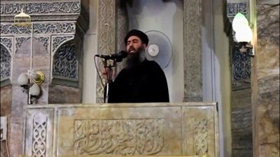 Абу Бакр ал Багдади СНИМКА: Ройтерс
