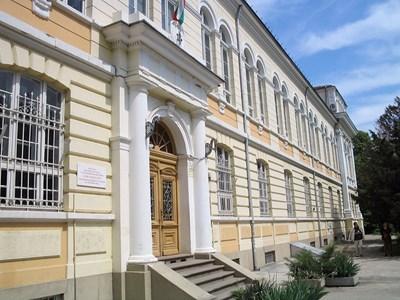 Английската гимназия в Русе Снимка: Уикипедия