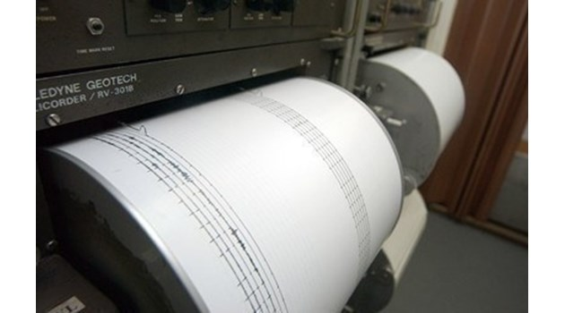 Земетресение разлюля Вранча тази сутрин