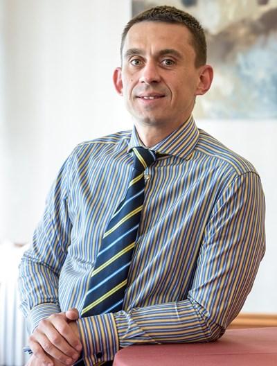 Д-р Александър Христов СНИМКА: Архив