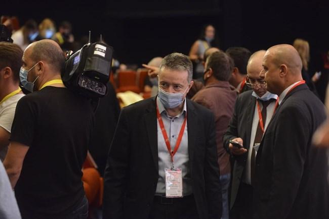 Янаки Стоилов също е в ръководството на конгреса.