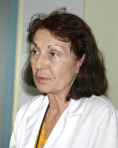 Д-р Росица Попова