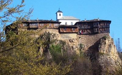 Гложенският манастир Снимка: Уикипедия