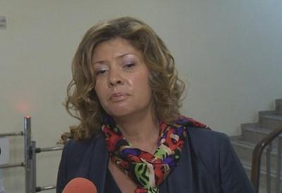 Даниела Дончева - шеф на Софийския апелативен съд