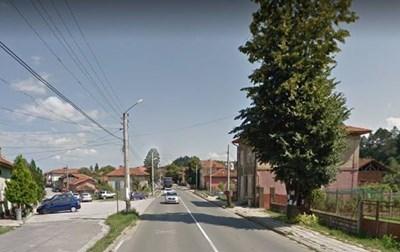 Село Български извор СНИМКА: Гугъл стрийт вю