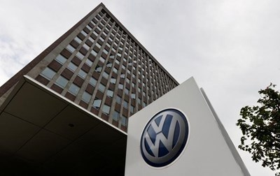 The Volkswagen Group's headquarters are in Wolfsburg, Germany