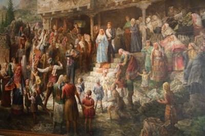 """""""Родопска сватба"""" на Анастас Стайков е видяна от 35 хил. души, но соцкритиците я отхвърлят."""